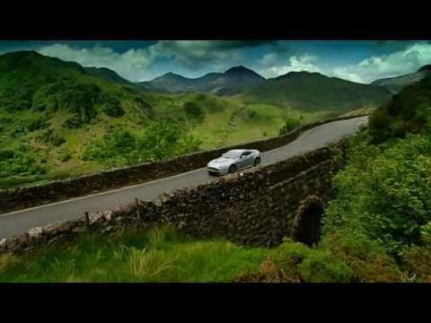 Aston Martin V12 Vantage-Top Gear Season 13  Finale HD