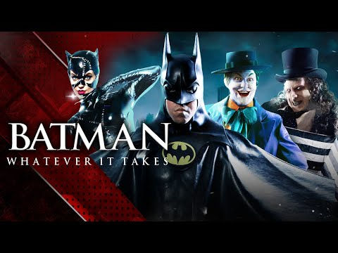 BATMAN: WHATEVER IT TAKES -An Imagine Dragons Unexpected Musical