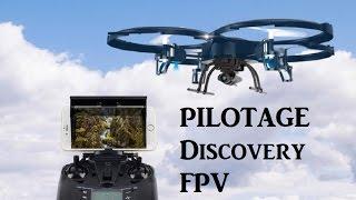 Обзор квадрокоптера Pilotage Discovery FPV