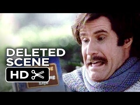 Anchorman: The Legend of Ron Burgundy Deleted Scene - Doggone (2004) - Will Ferrell Movie HD