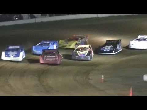 ULMS Super Late Model Heat Three | McKean County Raceway | Fall Classic | 10.10.14