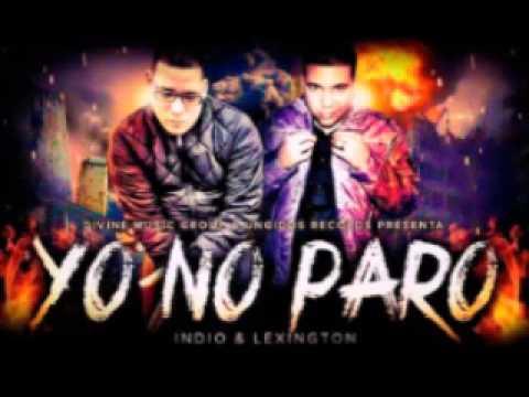 El Indio – Yo No Paro Feat. Lexington (Prod. by Di