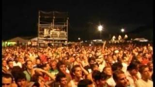 Jah Mason backed by Dub Akom - Danger Zone - Live Rototom 2010