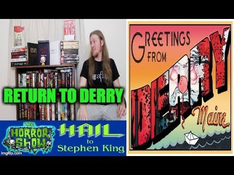 Stephen King Return To Derry Maine: Insomnia & 11/22/63 - HAIL TO STEPHEN KING