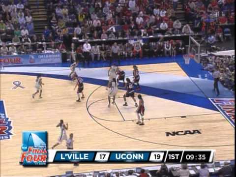 UCONN 2009 Women's NCAA Division 1 Championship part-1