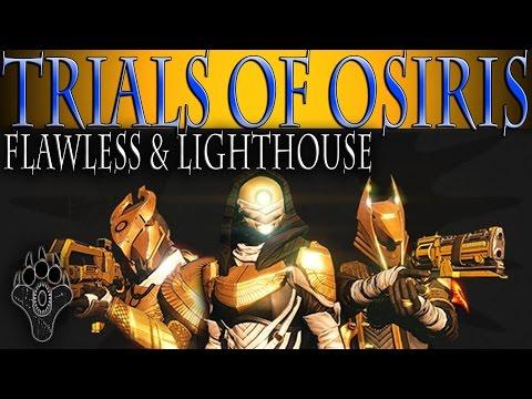 Destiny: Trials Of Osiris (9-0 Flawless Run) w/NX Parkinson & PogTheRock