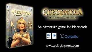 CLEOPATRA :  A QUEEN'S DESTINY /  RIDDLE OF THE TOMB - Big Fish Games Trailer