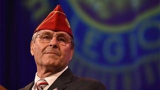 Charles Schmidt elected American Legion National Commander