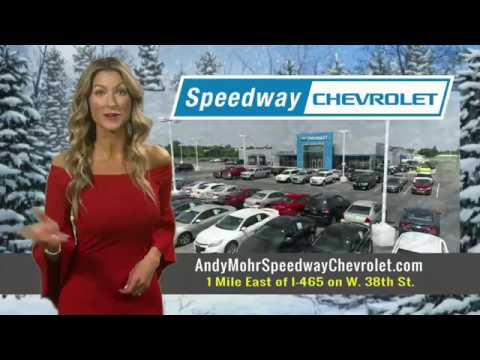 Andy Mohr Speedway Chevrolet TV Commercial   December 2017   Indianapolis,  Indiana