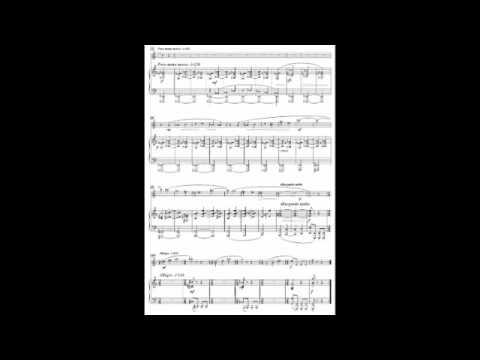 sonata sax - piano Zwaag 1st mov, Cnoops - Riemsdijk