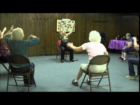 Zumba N  Zulch Seniors w Tammy 1