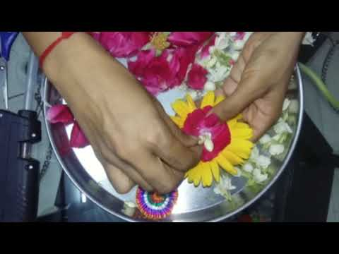 how to make real flower jewelry step by step