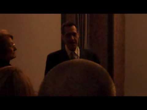 Theresa Sparks Harvey Milk Event - Stuart Milk's Speech