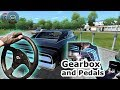 City Car Driving 1.3.1 - 1969 Dodge Charger (t500rs th8rs Steering Wheel Simulator Gameplay)HD 1080p