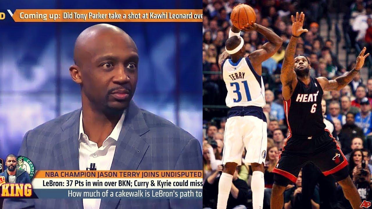 小牛冠軍功臣談11年關鍵球:詹姆斯很強硬,但我出手就知道會進!(影)-籃球圈