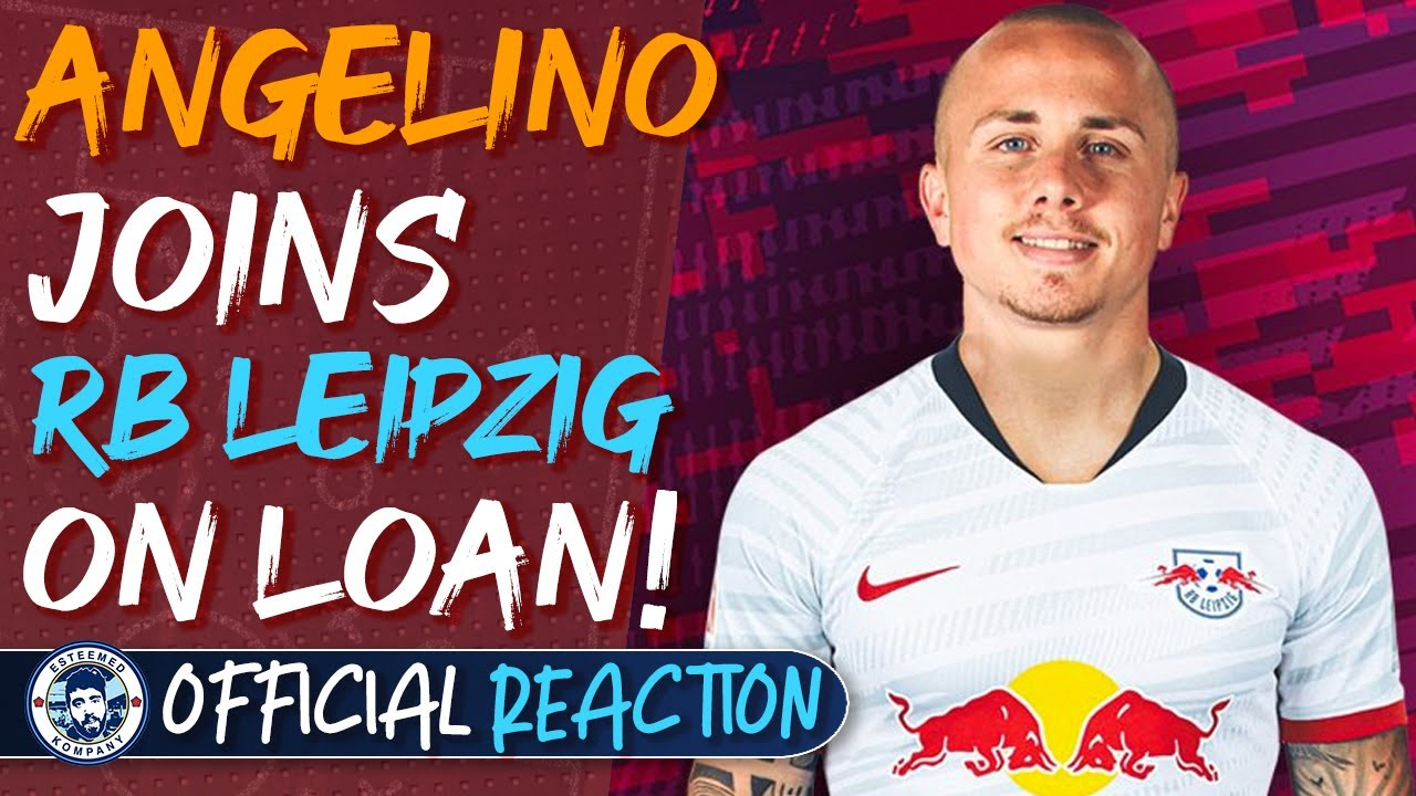 Confirmed Angelino Joins Rb Leipzig On Loan Reaction Youtube