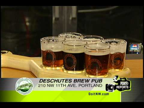 Dining Out in the Northwest: Deschutes Brew Pub - Portland, Oregon (1)