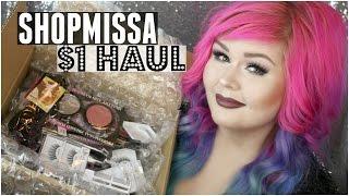 Shop Miss A $1 Makeup & Lash Haul
