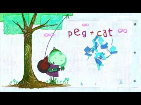 Peg Plus Cat intro in High Major