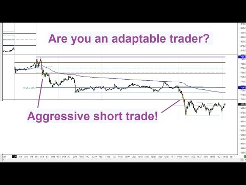 Are you an adaptable trader?