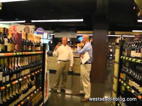 New Premier State Liquor Store In West Seattle About To Open