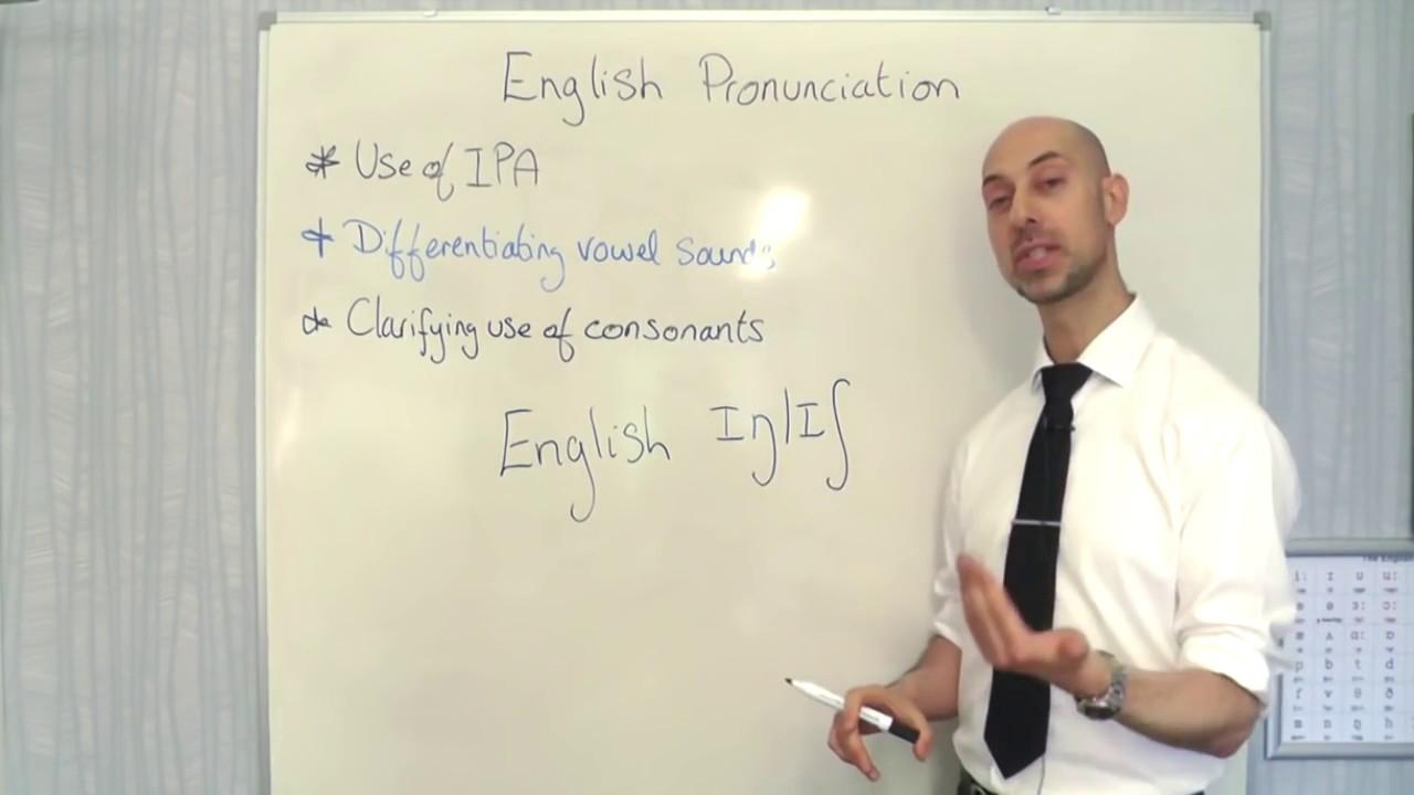 English Pronunciation Lesson Use International Phonetic Alphabet Part 1 Youtube