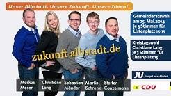 JU Albstadt Wahlwerbespot Kino