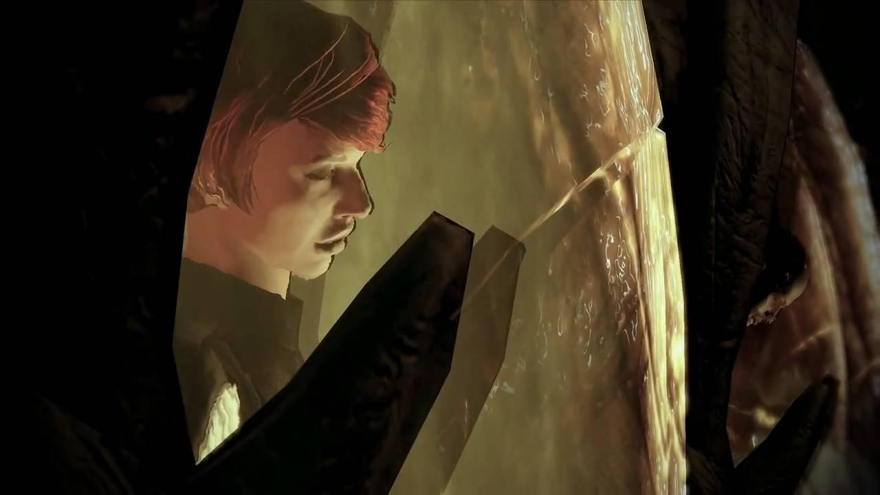 Mass Effect 2 Kellys Death YouTube