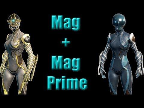 Warframe - Where To Farm Mag + Mag Prime - Warframe Hunters