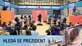 Poslední předvolební diskuze | Hledá se prezident