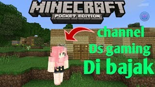 Multiplayer pacaran ku dibajak!!! ( Multiplayer) #17 | Minecraft pocket edition Indonesia
