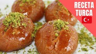 Şekerpare receta de dulce ottomano