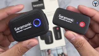 Saramonic Blink 500 B2 2 Person Wireless Lavalier System Review - Better Deal than Rode Wireless Go?