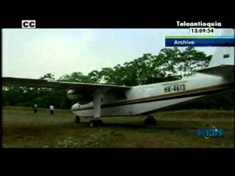 Armada Nacional vigilará vuelos en la pista de Vigia del Fuerte para evitar ataques terroristas