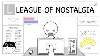 My League of Legends Addiction