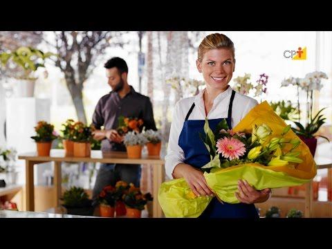 Curso CPT Treinamento de Florista