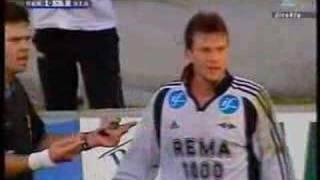 Stabæk: Martin Andresen - Roar Stand-kokos