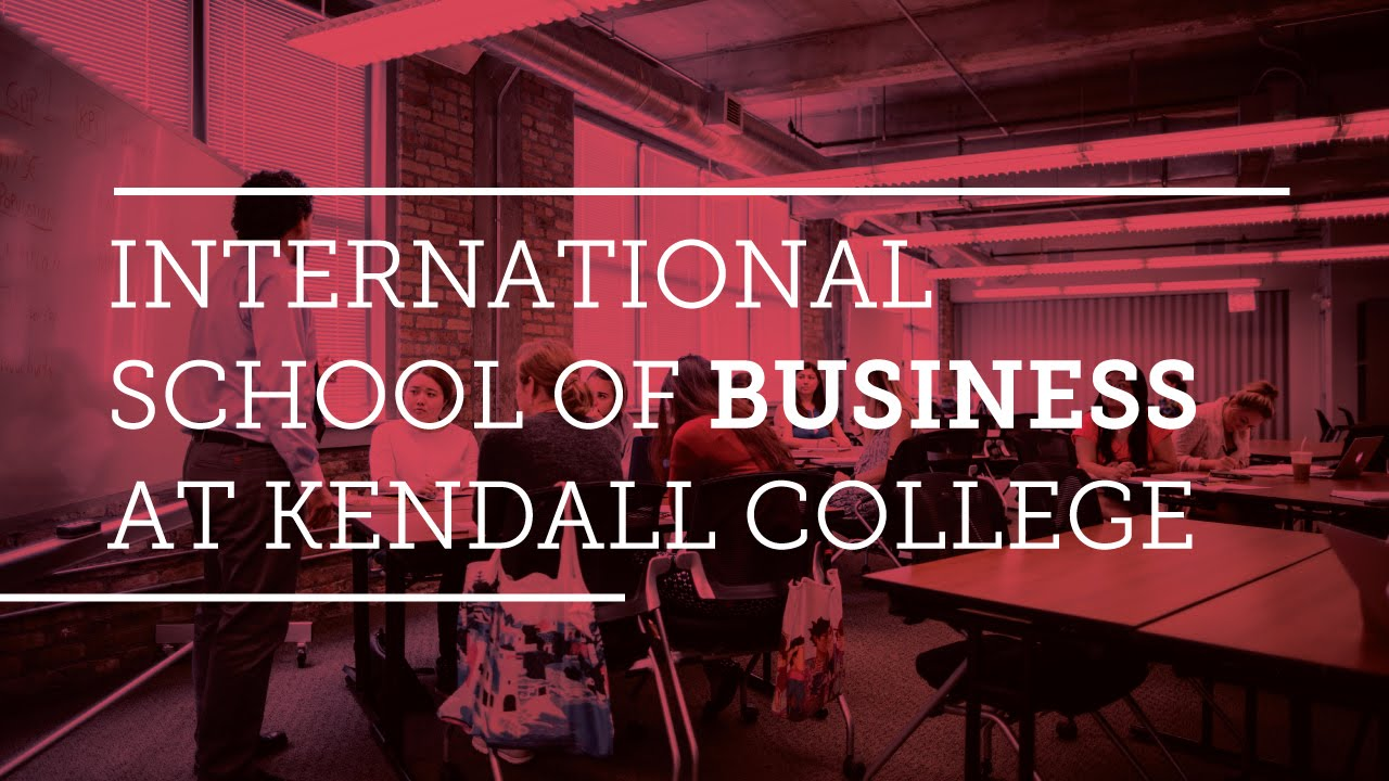 chicago business schools | kendall college