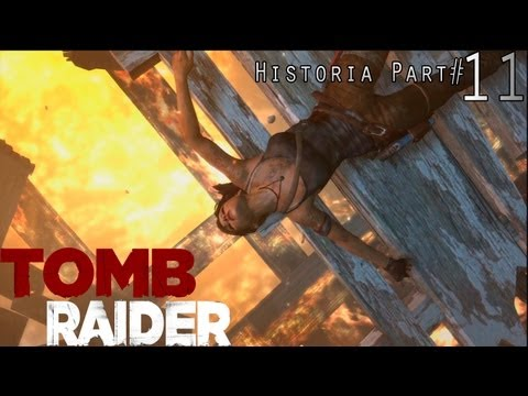 Tomb Raider Walkthrough-Historia [Parte#11 Español]