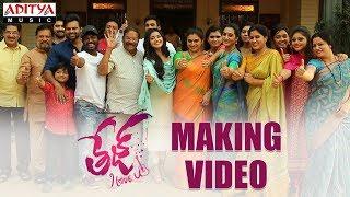 Telugutimes.net Tej I Love You Making Video