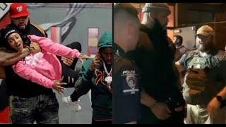 (GOOFY OF DA DAY) Da Baby & His Bodyguard Knocking Girl Out Cold In Nightclub...DA PRODUCT DVD