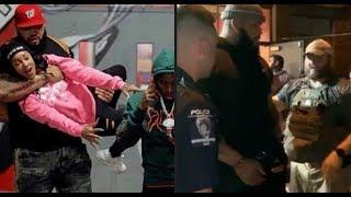 (GOOFY OF DA DAY) Da Baby & His Bodyguard Knocking Girl Out Cold In Nightclub...DA PRODUCT DVD