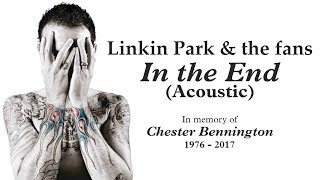 Download lagu Linkin Parkthe Fans In the End MP3