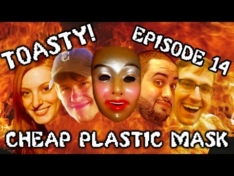 Cheap Plastic Mask - TOASTY! feat. Allie Kunkler & Jake Carr
