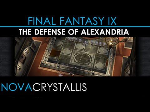 Final Fantasy IX (PC) The Defense of Alexandria
