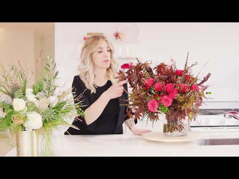 Hand-tied Wedding Bouquets with Stacey Bal AIFD EMC