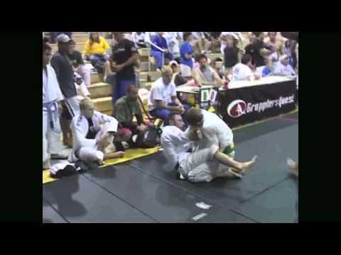 Purple Belt Classic: Jeff Glover vs. Matt Canning at Grapplers Quest Copa Atlantica 2004
