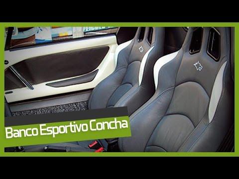 Banco Esportivo Concha - TUNING PARTS