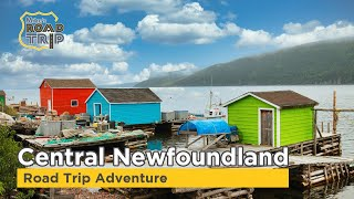 Central Newfoundland Road Trip