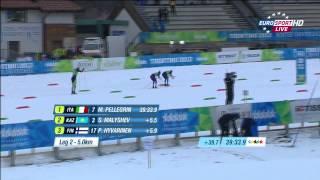 XXVI Зимняя Универсиада 2013 Трентино Италия Лыжные гонки Мужчины  Эстафета 4х10 км  HD Rutracker or